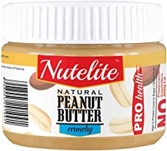 Nutelite Natural Peanut Butter (Pro Health) Crunchy,  340 g