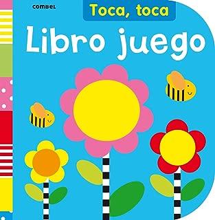 Libro juego (Toca toca series) (Spanish Edition)