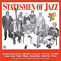 Statesmen Of Jazz by Statesmen Of Jazz (1995-10-31)