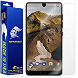 ArmorSuit MilitaryShield Screen Protector for Essential Phone - [Max Coverage] Anti-Bubble HD Clear Film