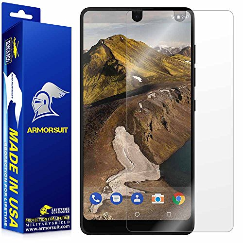 Best screen protector for essential phone