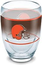 Tervis 1292816 Cleveland Browns Original Tumbler, 9 oz, Clear
