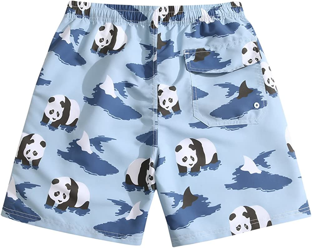 SULANG Men's Swim Trunks No Mesh Lining Board Shorts for Surf, Sand and Fun