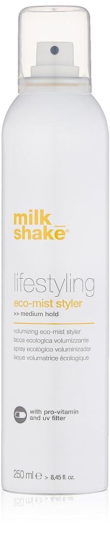 細心のまばたき歯Milkshake Life Styling Eco Mist Styler - 8.4 oz by Milk Shake