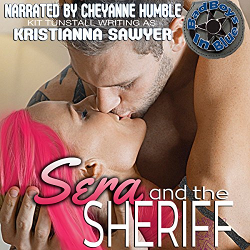 Sera and the Sheriff audiobook cover art