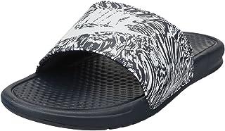 bab0b31cdd06 Nike Benassi JDI Print Mens Style  631261-403 Size  7