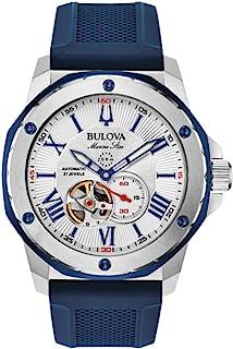 Bulova - Reloj automático Marine Star para hombre - 98A225