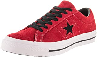 converse one star mujer rojas