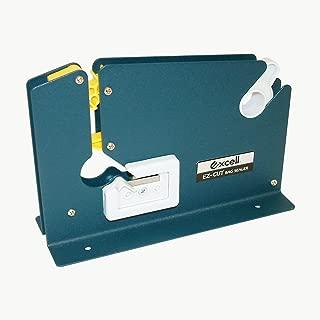 excell 7605K/BLU05 Excell 7605K Bag Sealing Tape Dispenser: 1/2
