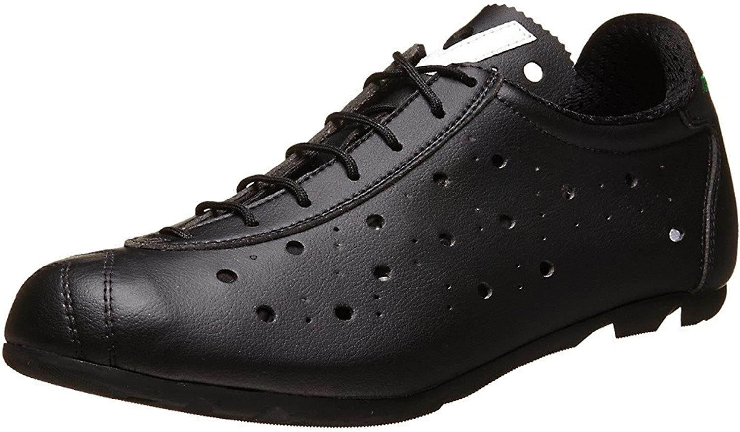 Vittoria 1976 Classic Nylon Cycling shoes (for Look Cleats) Black