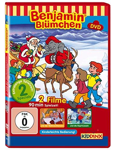 Benjamin und die Eisprinzessin/ Benjamin und der Weihnachtsmann