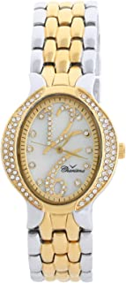 Charisma Casual Watch for Women, Stainless SteelBand, C6599C