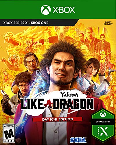 [Amazon US] Yakuza: Like a Dragon - Day Ichi Edition - PS4/Xbox One 33% Off $39.99