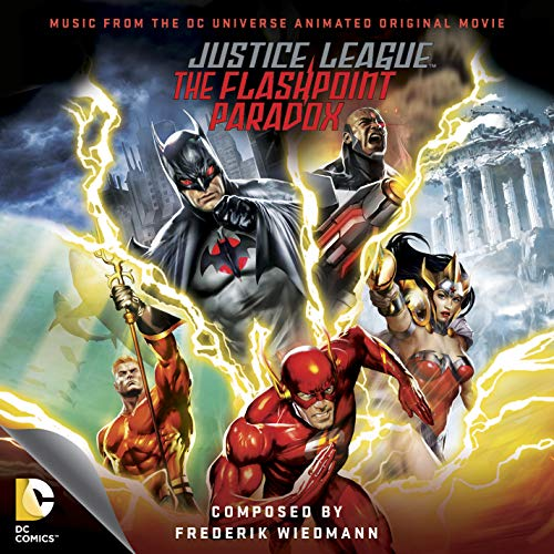 Justice League: The Flashpoint Paradox (Music from the DC Universe Animated Original Movie)