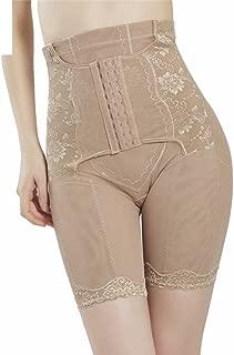 MZjJPN Waist Trainer Body Shaper Slimming High Waist Tummy Control Panties Thigh Slimmer Butt Lifter Modeling Strap Shapewear