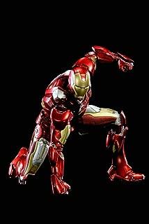 Comicave Studios 1/12 スケール アイアンマン マーク7 / Iron Man MK7 合金 LED付き 非 Hottoys ホットトイズ