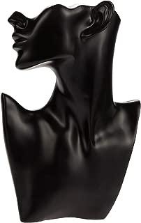 necklace display mannequin