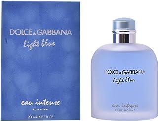 Dolce & Gabbana Light Blue Eau Intense for Men 200ml Eau de Parfum