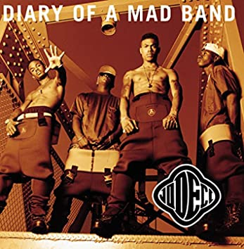 Diary Of A Mad Band