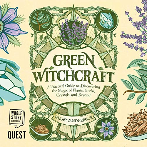 Bargain Audio Book - Green Witchcraft