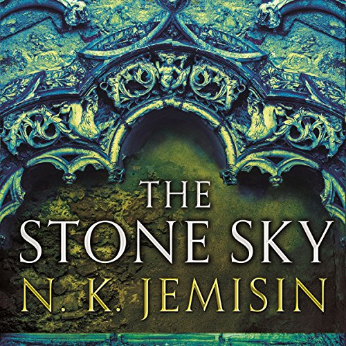 Couverture de The Stone Sky