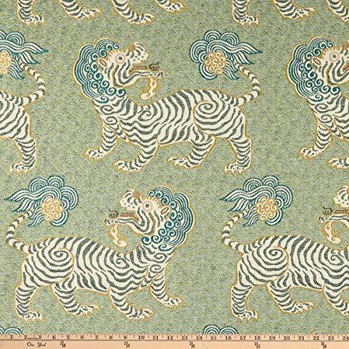 P Kaufmann Kathmandu Jacquard Bonsai Fabric by the Yard