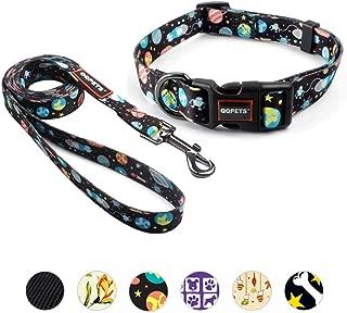 Best unique dog collar and leash set Reviews