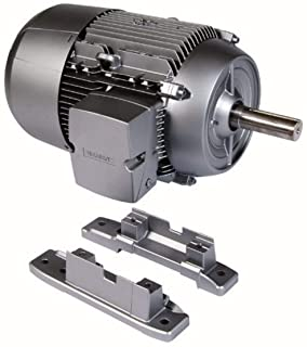 Siemens 1LE21211AB314AA3 1 5-HP 1800 Rpm 230/460-volt 145t G