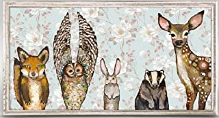 Forest Animals Framed Wall Art, 10