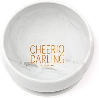 Bella Tunno Wonder Bowl, Cheerio, Grey Marble