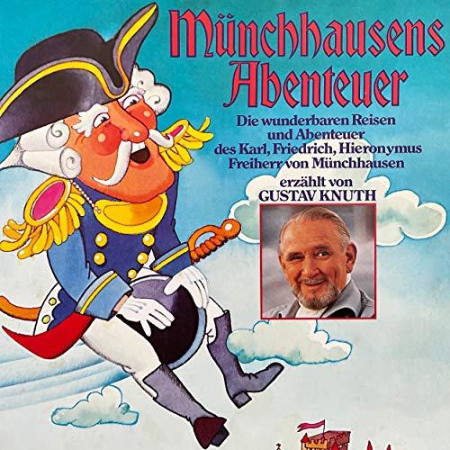 Münchhausens Abenteuer cover art