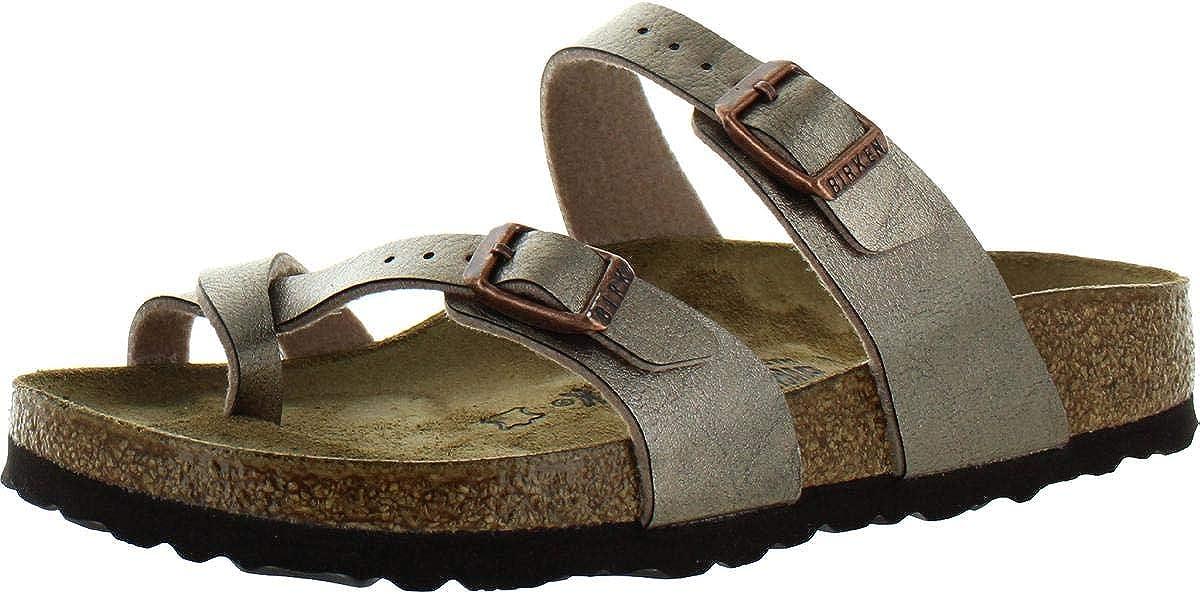 Birkenstock Women's Max 40% OFF Mayari Max 43% OFF Dual Sandals Strap Slide