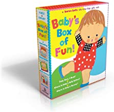 Baby's Box of Fun: A Karen Katz Lift-the-Flap Gift Set: Where Is Baby's Bellybutton?; Where Is Baby's Mommy?: Toes, Ears,...