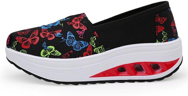 Women's Walking shoes Lightweight Slip on Sneakers Casual shoes