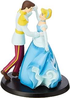 Enchanting Disney Cinderella Wedding Cake Topper