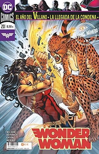 Wonder Woman núm. 34/20 (