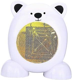 LHZHG Calefactor Portátil Eléctrico, 360W Mini Calentador Eléctrico de Escritorio del hogar Calefacción Oficina pie Caliente Dormitorio pequeño Calentador de Sun Calentador eléctrico pequeño