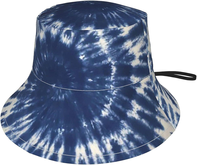 Amiury online shop Tie Dye Kids Bucket Hats Soldering Adjustable Summer Cap T Play for