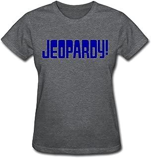 Women's Jeopardy! Logo T-Shirt