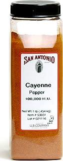 1-Pound 100K HU Premium Ground Cayenne Pepper Powder (100000 Heat Units)