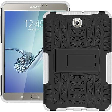 KATUMO®Coque Compatible avec Samsung Tab S2 8.0 Pouces, Housse de Protection Etui en Silicone pour Tablette Samsung Galaxy Tab S2 8.0