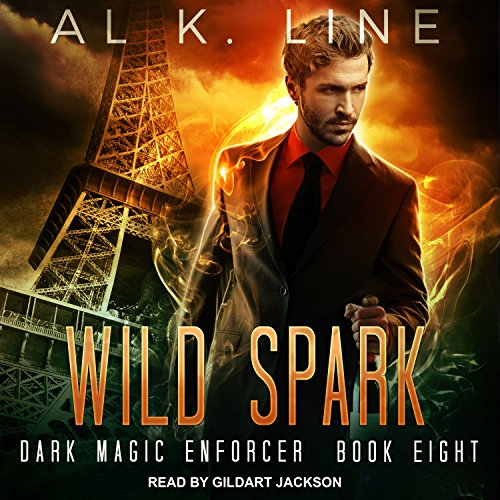 Wild Spark audiobook cover art