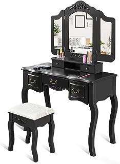 Best vintage vanity table with mirror Reviews