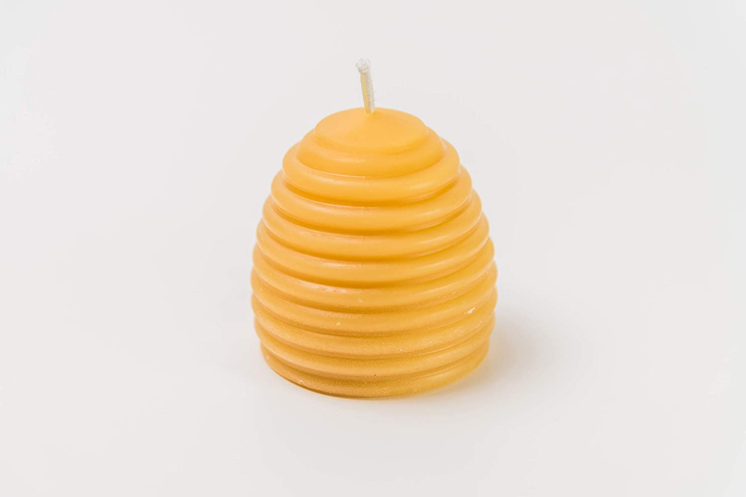 Beehive Beeswax Louisville-Jefferson County Mall Candle - Pure 2.3x2.6