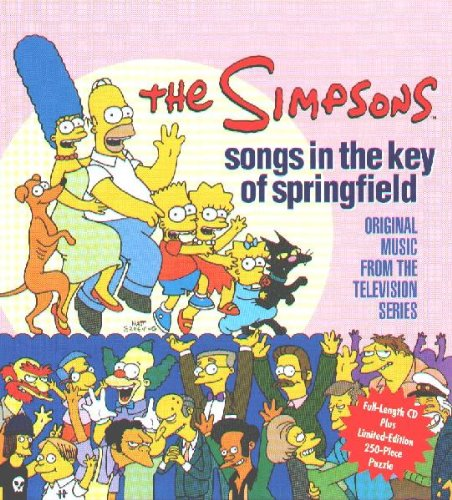 Simpsons Songs mit Puzzle