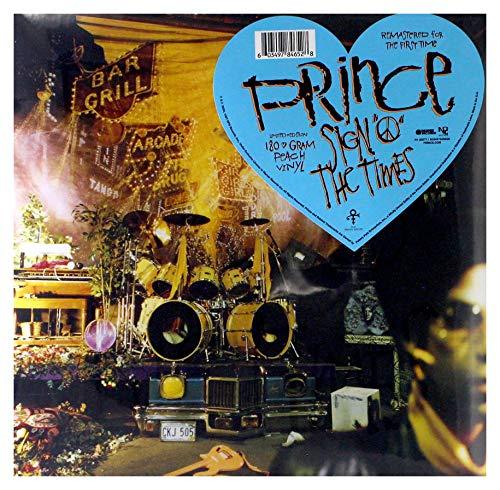 Sign O' The Times (Remastered - Limitierte Peach 2LP 180g ) [Vinyl LP]