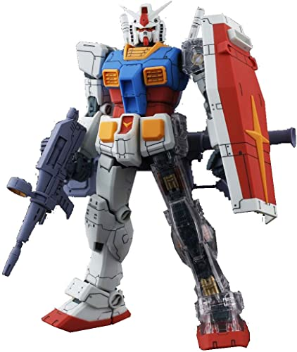 MG 1 100 RX-78-2 Gundam ver.O.Y.W. Anime Farbe with limited clear parts