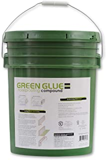 Green Glue Noiseproofing Compound - 5 Gallon Bucket