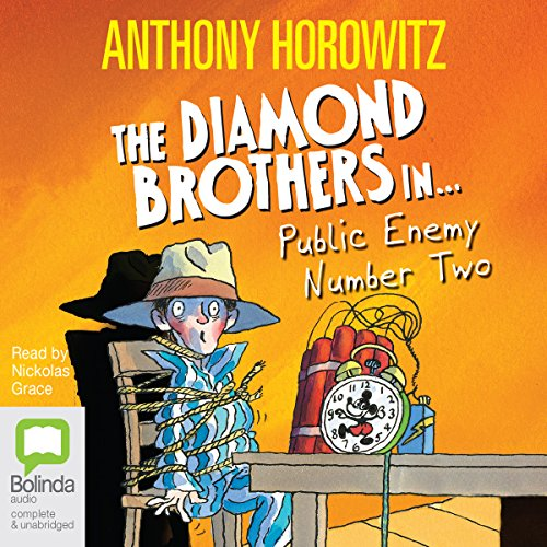 Public Enemy Number 2: A Diamond Brothers Mystery