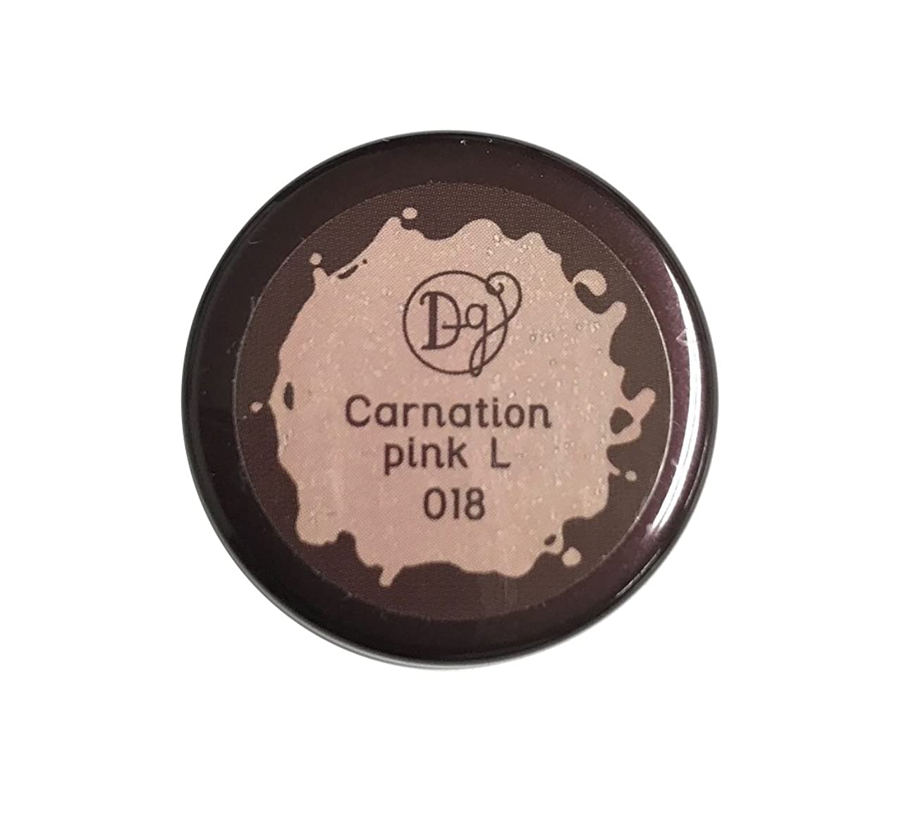 試験要件解き明かすデコラガール カラージェル 018 カーネーションピンクライト 3g